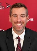 Ryan Kane, Head Men's Basketball Coach